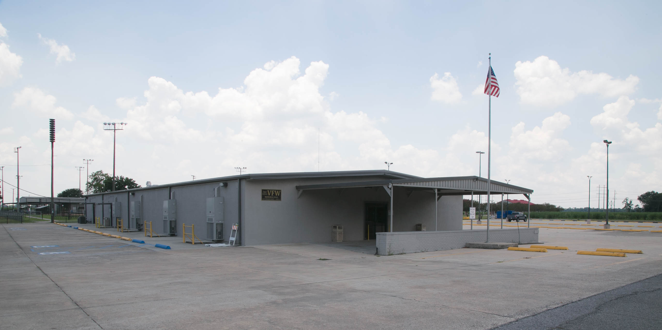 VFW outside view