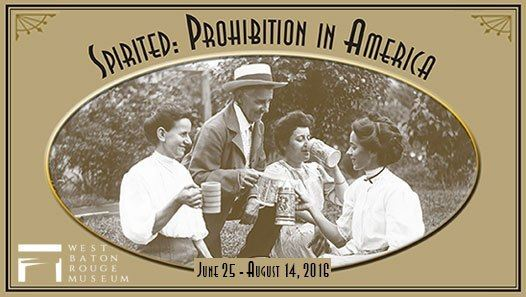 Spirited - Prohibition in America